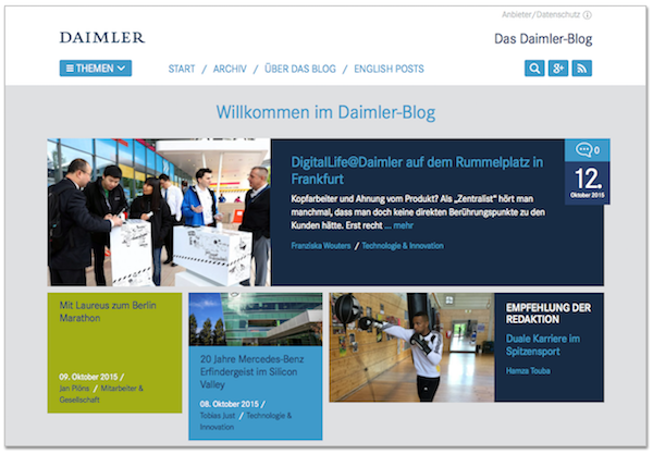 Daimler-Blog