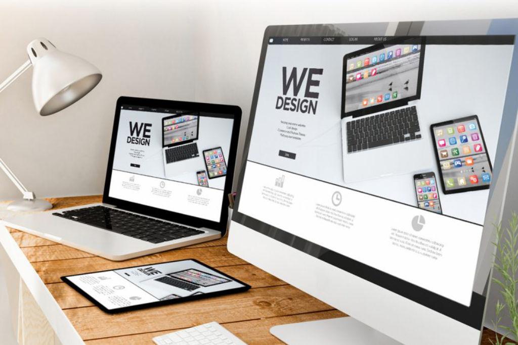 Was bedeutet Webdesign