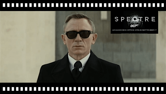 "Product Placement – James Bond ""Spectre"""
