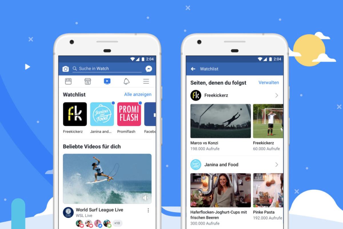 Facebook Watch – der Youtube-Killer?